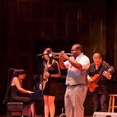 Jazz Fest 2016, Day 9: Dizzy Gillespie