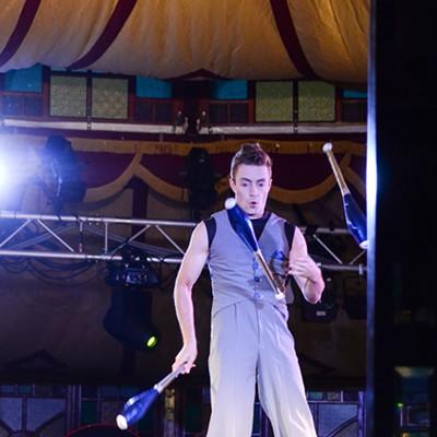 Rochester Fringe 2016: Cirque Du Fringe