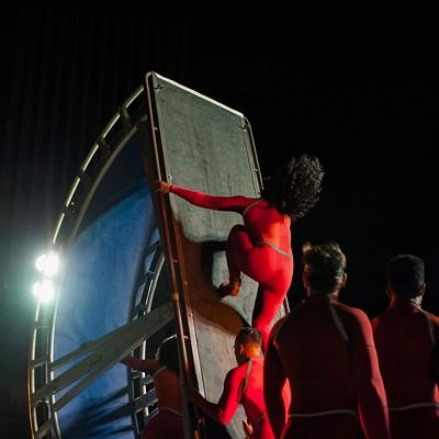 Rochester Fringe 2016: STREB and KOPPS