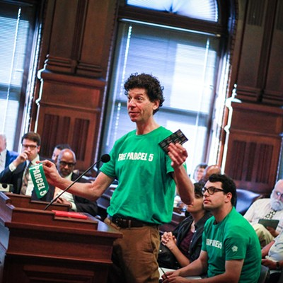 Parcel 5 debate hits City Council