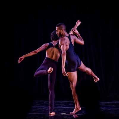 Rochester Fringe 2017: Garth Fagan Dance