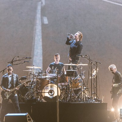 I Scene It: U2 at New Era Field