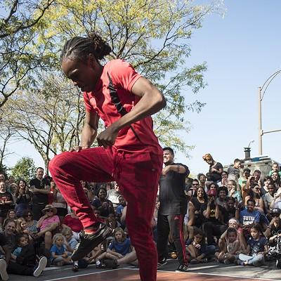 Rochester Fringe 2017: Street Beat