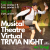 Musical Theatre Virtual Trivia Night @ A Magical Journey Thru Stages