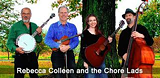 Rebecca Colleen and the Chore Lads - Uploaded by genevamusicfestival
