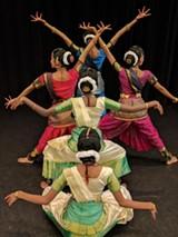 Vastra Kriti by the Bharata School of Dance - Uploaded by Anaar Desai-Stephens 1