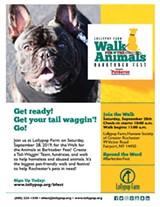 Join us for the Walk for the Animals at Barktober Fest! - Uploaded by Paige Doerner