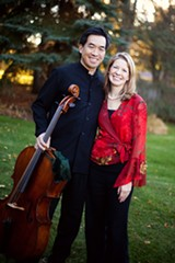 David Ying and Elinor Freer - Uploaded by Stuart Ira Soloway