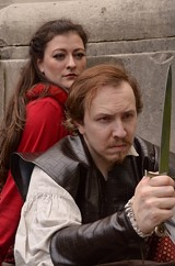 Macbeth and Lady Macbeth - Uploaded by smillick