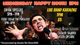 IRON MIC Live Band Karaoke and Happy Hour at Iron Smoke Distillery's Watering Room and Sideshow! - Uploaded by Jen Brunett