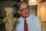 """PHOTO COURTESY SONY PICTURES - Tom Hanks as Fred Rogers in """"A Beautiful Day in the - Neighborhood."""""""