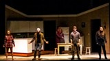 The cast of Stupid F***ing Bird will give a FREE performance on Monday, January 13, at 7:30 pm before heading to the Kennedy Center American College Theatre Festival (Region II), being held at the University of Maryland. - Uploaded by Stuart Ira Soloway