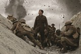 "PHOTO COURTESY UNIVERSAL PICTURES - George MacKay in ""1917."""