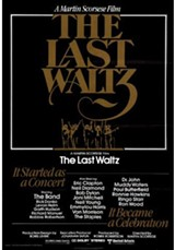 The Last Waltz Movie Poster - Uploaded by Lonna Cosmano