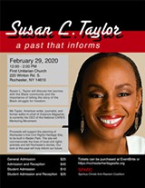 Susan L. Taylor, keynote speaker for Feb. 29 fundraiser. - Uploaded by mheveronsmith