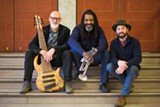 The Freedom Trio: Peter Chwazik, Herb Smith & Joe Parker - Uploaded by Michael Tomb