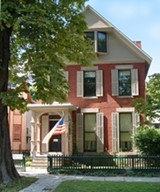 Susan B. Anthony House - Uploaded by BMF