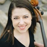 cellist Natalie Spehar - Uploaded by Hochstein School