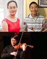 David Hochstein Recital Winners - Uploaded by Hochstein School