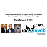 Making Real Change: Diversity in the Workplace: 4/8/2021 - Uploaded by Thomas Myers
