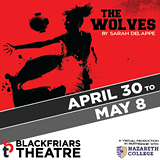 The Wolves at Blackfriars Theatre - Uploaded by bfdanny
