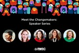 Listen to the stories of regional Changemakers and be inspired to become a Changemaker in your own community. - Uploaded by RMSC