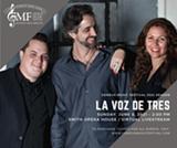 LA VOZ DE TRES - Uploaded by genevamusicfestival