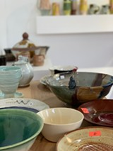 Image is from last year's Seconds from the Flame sale - Uploaded by rochesterarts