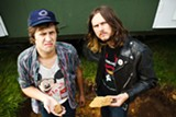 PHOTO PROVIDED - Brothers Jamin and Jake Orrall have been working as the two-piece band Jeff the Brotherhood since 2001.