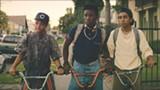 "PHOTO COURTESY OPEN ROAD FILMS - Kiersey - Clemons, Shameik Moore, and Tony Revolori in ""Dope."""