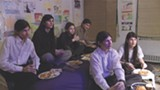 """PHOTO COURTESY MAGNOLIA PICTURES - The - Angulo brothers in """"The Wolfpack."""""""