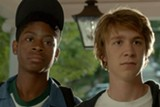 "PHOTO COURTESY FOX SEARCHLIGHT PICTURES - Thomas Mann and RJ Cyler in - ""Me and Earl and the Dying Girl."""