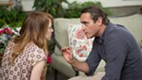 "PHOTO COURTESY SONY PICTURES CLASSICS - Emma Stone and - Joaquin Phoenix in ""Irrational Man."""