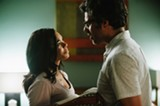 "PHOTO COURTESY THE FILM ARCADE. - Regina - Hall and Jemaine Clement in ""People Places Things."""