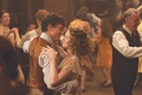 "PHOTO COURTESY SONY PICTURES CLASSICS - Barry Ward and Simone Kirby in ""Jimmy's Hall."""