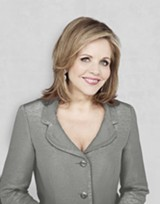 PHOTO BY DECCA ANDREW ECCLES - Soprano Renee Fleming has been named a Distinguished Visiting Artist at the Eastman School of Music.