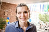 Grant Dever, a student at the University of Rochester, is learning financial planning and investing.