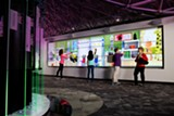 PHOTO PROVIDED - Inside The Strong Museum's new virtual playroom.