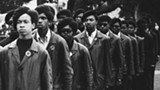 """PHOTO COURTESY FIRELIGHT FILMS - A scene from """"The Black Panthers: Vanguard of the - Revolution."""""""