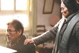 "PHOTO COURTESY SONY PICTURES CLASSICS - Gong Li and Chen Daoming in - ""Coming Home."""