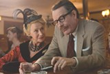 "PHOTO COURTESY BLEEKER STREET MEDIA - Bryan Cranston and Helen Mirren in ""Trumbo."""