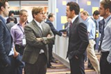 "PHOTO COURTESY PARAMOUNT PICTURES - Steve Carell and Ryan Gosling in ""The Big - Short."""