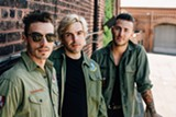 PHOTO BY MAX SCHWARTZ - New Politics will play with Joy Wave, Andrew McMahon, and Coleman Hell at Main Street Armory on Friday.