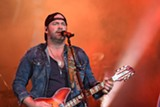 PHOTO BY ROMAN DIVEZUR - Lee Brice performed at Blue Cross Arena on Friday, February 5.