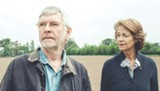 "PHOTO COURTESY SUNDANCE SELECTS - Tom Courtenay and Charlotte Rampling in ""45 - Years."""