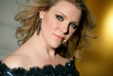 "PHOTO BY KRISTIN HOEBERMANN - Soprano Erin Wall performed on Strauss's ""Four Last Songs"" - with the Rochester Philharmonic Orchestra on Thursday. The orchestra will - perform the program again on Saturday."