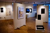 "PHOTO PROVIDED - ""Light and Spirit"" is on display at the Patricia O'Keefe Ross Gallery on St. John Fisher's campus."