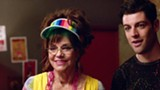 "PHOTO COURTESY ROADSIDE ATTRACTIONS - Sally Field and Max Greenfield is ""Hello, My Name Is - Doris."""