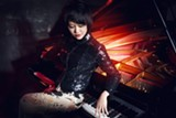PHOTO BY NORBERT KNIAT - Pianist Yuja Wang will perform with the Rochester Philharmonic Orchestra on Thursday and Saturday. The musician will perform a different Bartok concerto each night.