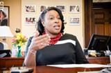 FILE PHOTO - Mayor Lovely Warren